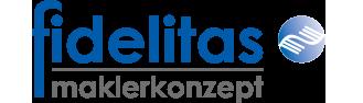 Logo von Fidelitas Maklerkonzept GmbH
